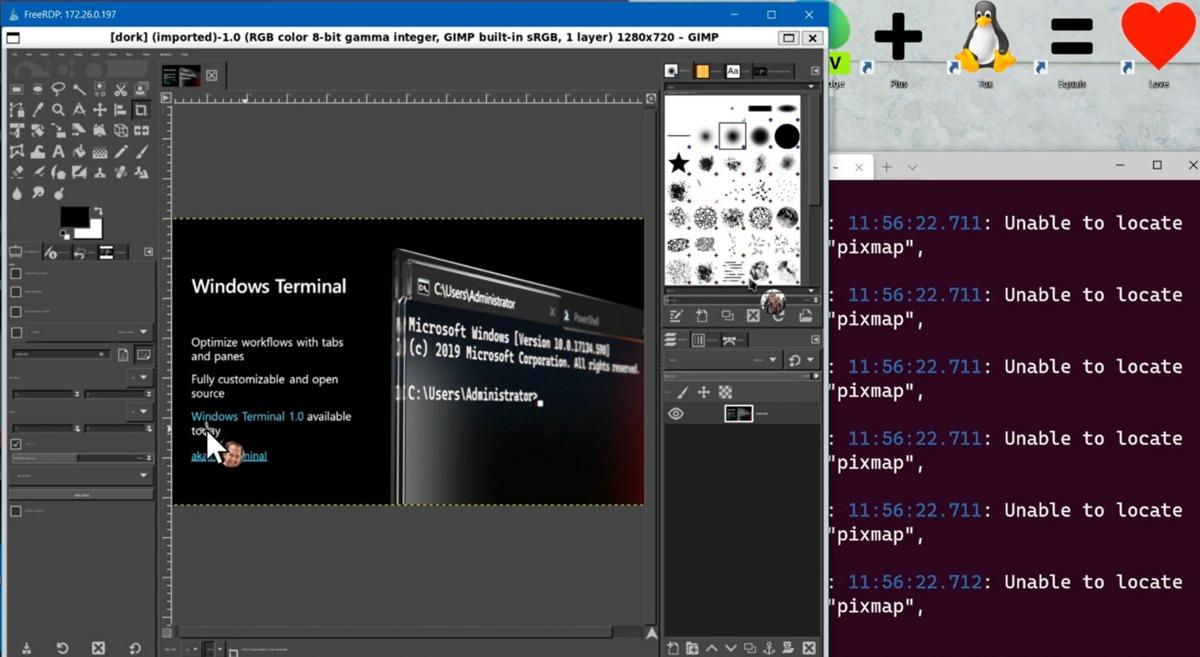 """""""진짜 리눅스에 가까워지는 윈도우 10"""" WSL2도 GUI 지원"""