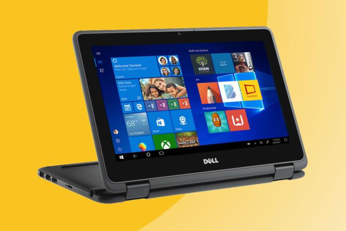 델은 당초 첫 번째 윈도우 10 S 제품으로 래티튜드 11 EDU를 내놓기로 했으나 현재는 래티튜드 3180으로 계획을 변경했다.