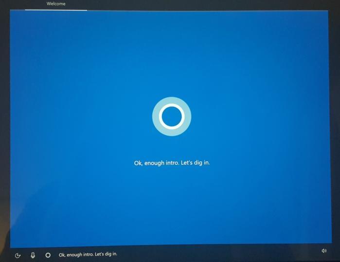 마이크로소프트는 오타나를 유비쿼터스로 확장하고 싶어한다.
