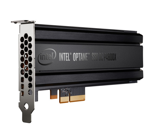 인텔의 데이터센터용 옵테인 SSD DC P4800X