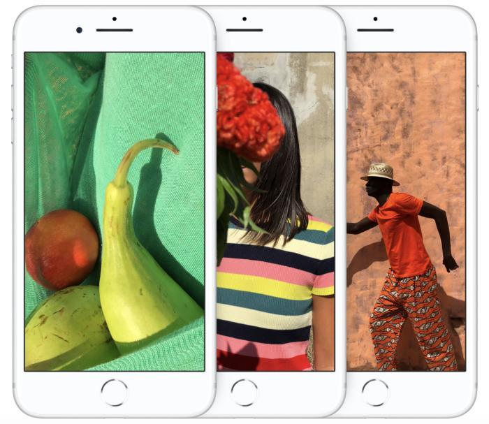 AMOLED 화면은 아니지만, 그래도 훌륭한 아이폰 8.