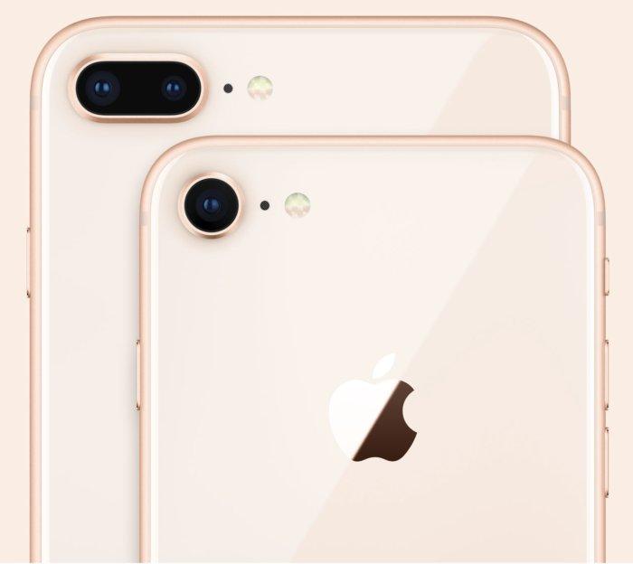 애플은 여전히 최고의 카메라 기능을 아이폰 8 플러스에 담았다.