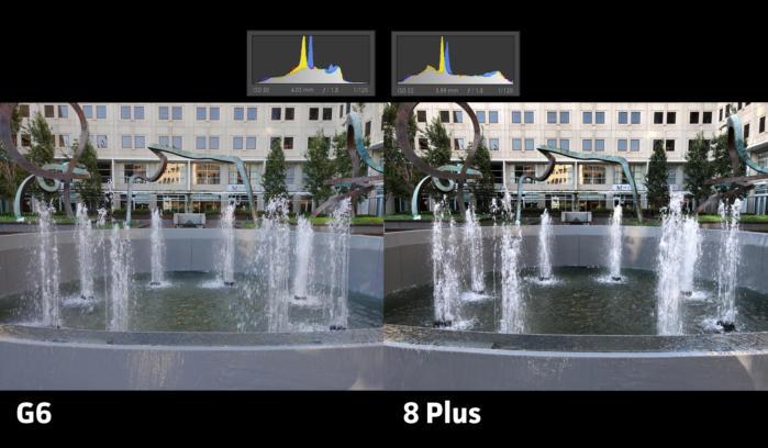 이런 사진은 인스타그램 기본 도구로도 쉽게 콘트라스트 효과를 추가할 수 있다는 장점이 있다.
