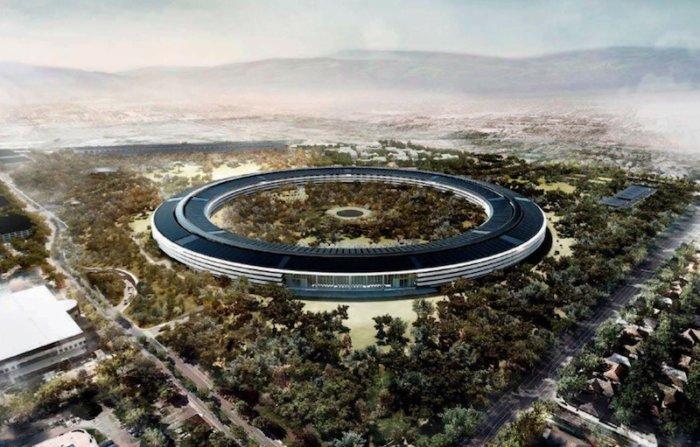 연말에 문 열 애플의 새로운 캠퍼스