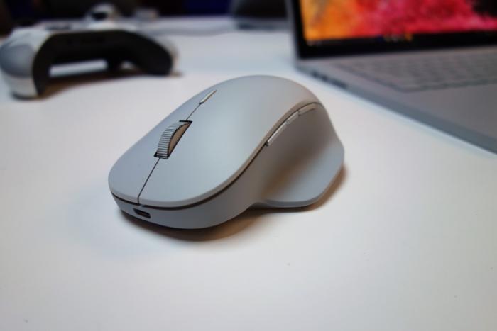 마이크로소프트의 99달러짜리 서피스 프리시전 마우스