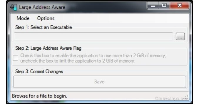 Large Address Aware 업데이트를 설치하면, 32비트 엑셀의 파일 크기 제한을 2GB에서 4GB로 확대할 수 있다.