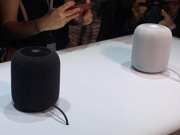 애플 홈찻의 음향은 좋겠지만, 과연 더 똑똑할지는 의문이다.