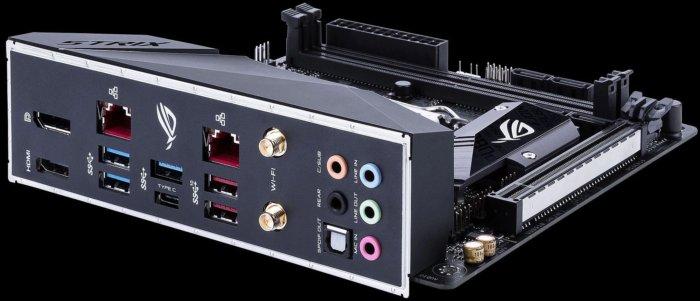 Z370을 제외한 인텔 300 시리즈 메인보드는 USB 3.1Gen.2와 통합 와이파이를 지원한다.