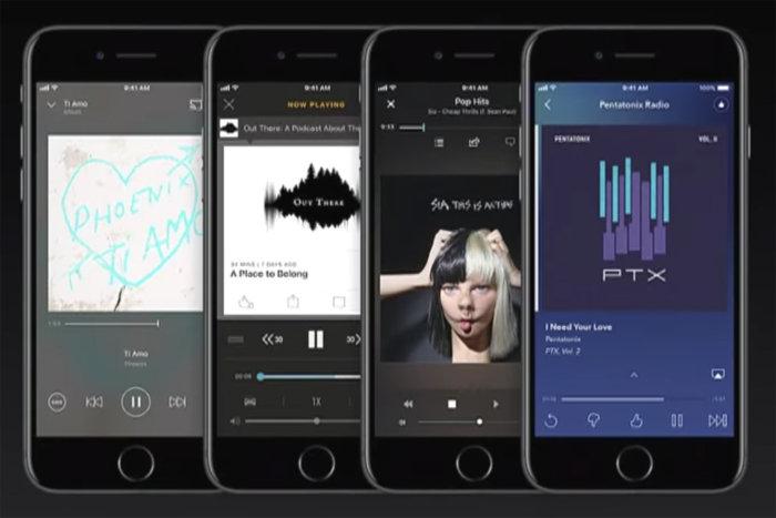 애플은 에어플레이 2를 서드파티 앱에도 지원한다고 약속했으나, 아직 실현되진 않았다.