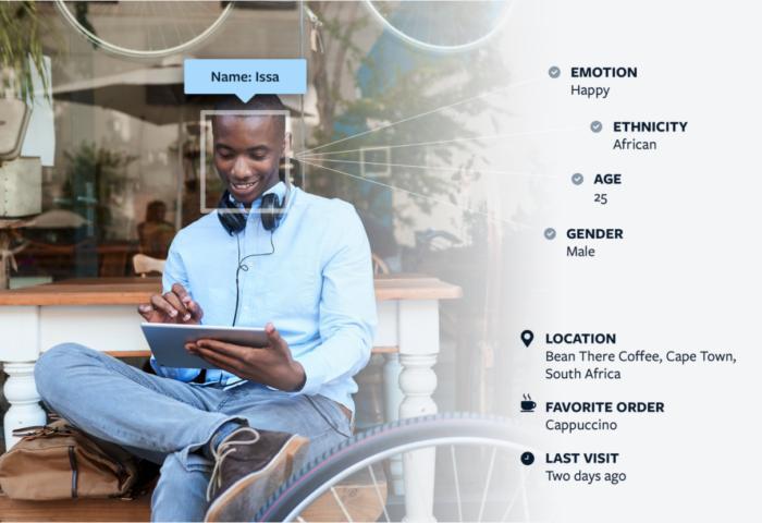 에버 AI의 소프트웨어는 광범위한 얼굴 인식 및 속성 확인 서비스를 제공하며, 이를 CRM 데이터와 연계해 개인화된 경험을 만들어낼 수 있다.