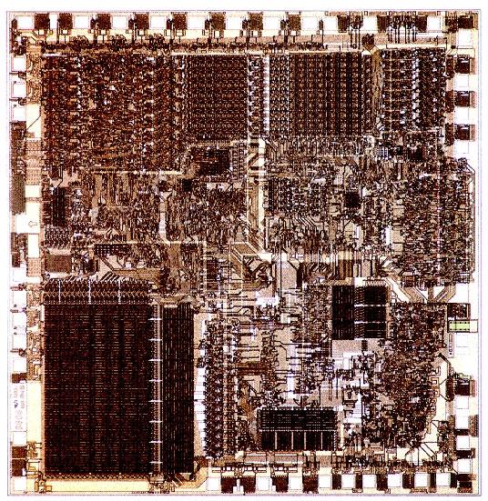 8088 칩은 8086과 동일한 코드를 사용해 만들어졌으며, IBM의 5150 PC에 탑재되면서 8086 코드를 산업 표준으로 만드는 데 일조했다.