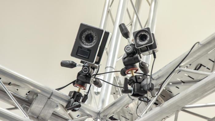 비콘의 밴티지(Vantage) 적외선 추적 카메라