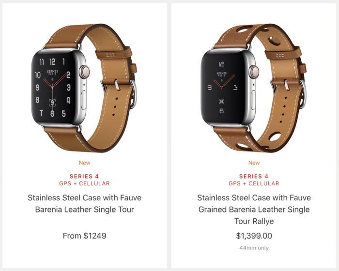 하지만 원한다면 여전히 애플 워치에 1,000달러 이상을 소비할 수 있다.
