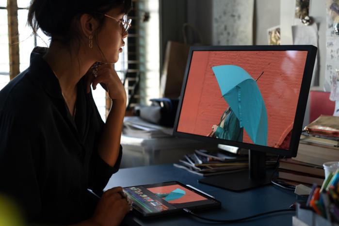 드디어 아이패드를 한층 더 와콤 태블릿처럼 사용할 수 있게 되었다.