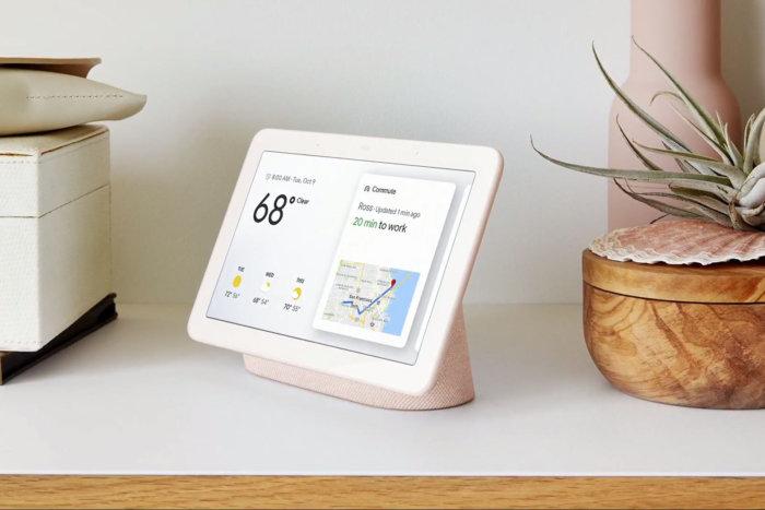 애플이 이러한 150달러 스마트 홈 화면을 만드는 것을 상상할 수 있는가?