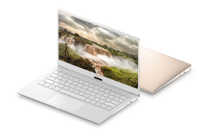 델 XPS 13 9370은 아름다우며 애플의 2018 맥북 에어보다 멀티코어 성능이 훨씬 빠르다.