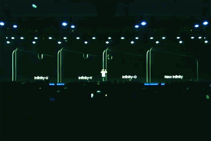 삼성의 인피니티-O 디스플레이가 갤럭시 S10에 도입될 것으로 보인다.